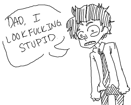 brizstuck:  I FUCKING HATE PICTURE DAY.   Everybody does Karkat, DEAL WITH IT