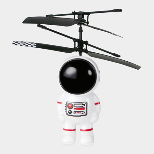 Dr. Spaceman. Now we just need a lunar lander version! (via Remote Control Spaceman | MoMA Store)