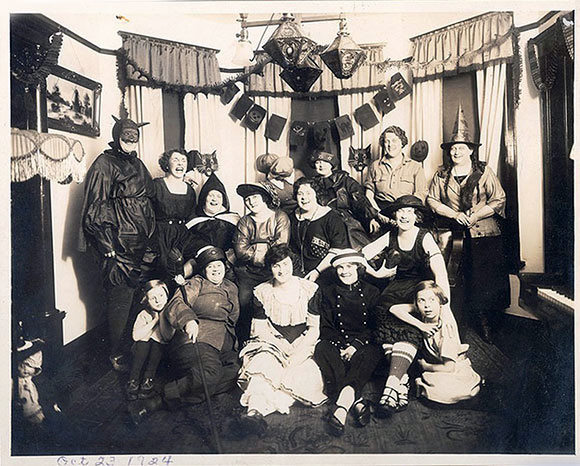 Halloween Party-1924