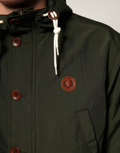 I want some Fred Perry