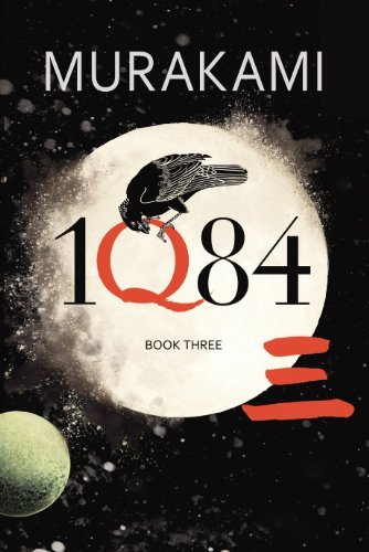 IQ84 by Haruki Murakami Just bought this today. So fucking keen. Murakami should have won the Nobel, hands down.