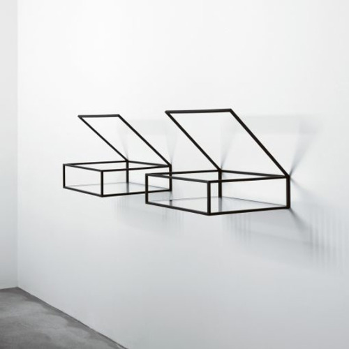 New inspiration: Modern Wall Shelves by Ron Gilad