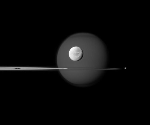 In, Through, and Beyond Saturn's Rings  Image Credit: Cassini Imaging Team, ISS, JPL, ESA, NASA