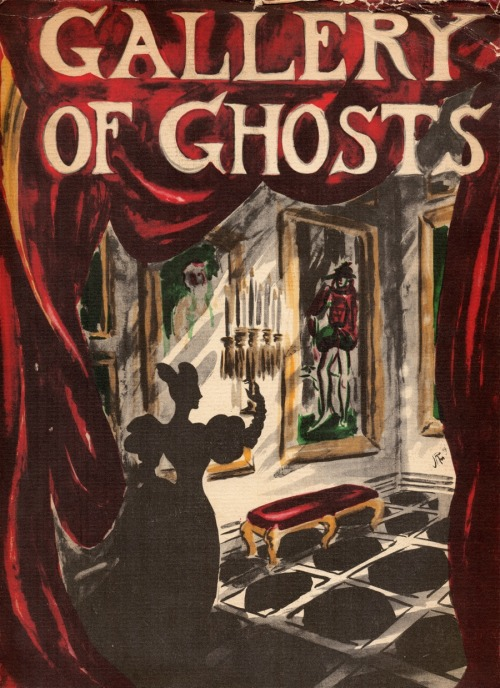 gallery of ghosts, 1949 vintagemarlene