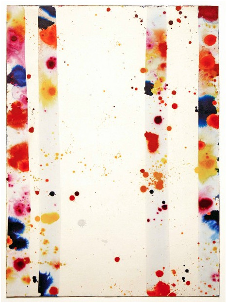 Sam Francis (1923-1994) Untitled, 1974 Acrylic on Paper
