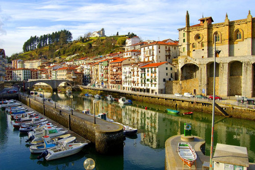 Ondarroa, Basque Country, Spain