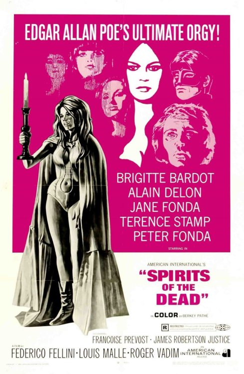 Right now: Spirits of the Dead, 1968