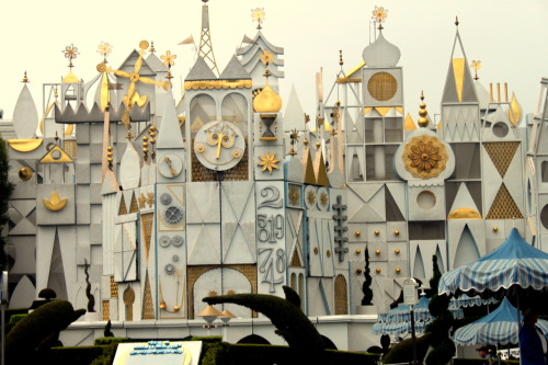 """It's a small world"" :)"