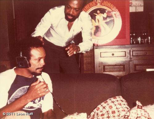 "When i first played ""I Ain't Jivin', I'm Jammin'"" for Quincy Jones….He hopped up out his seat and started dancing. That's when I knew it was a Hit.View more Leon Huff on WhoSay"
