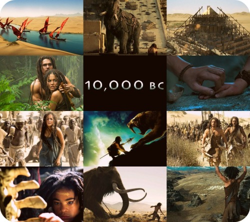 6. 10,000 BC (2008) A good man draws a circle around himself and cares for those within, his woman, his children. Other men draw a larger circle and bring within their brothers and sisters. But some men have a great destiny. They must draw around themselves a circle that includes many, many more. Your father was one of those men. You must decide for yourself whether you are, as well.