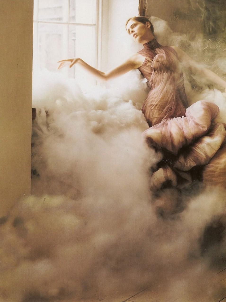 Coco Rocha: Curiouser & Curiouser - Vogue UK by Tim Walker, February 2007