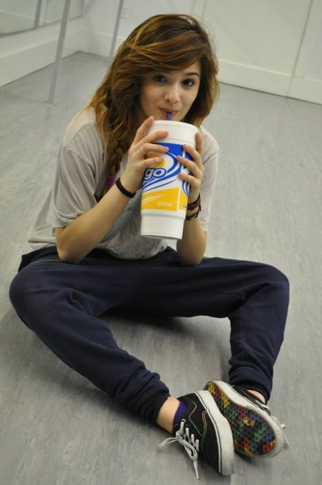 Why do you have to be so adorable Chachi? <3