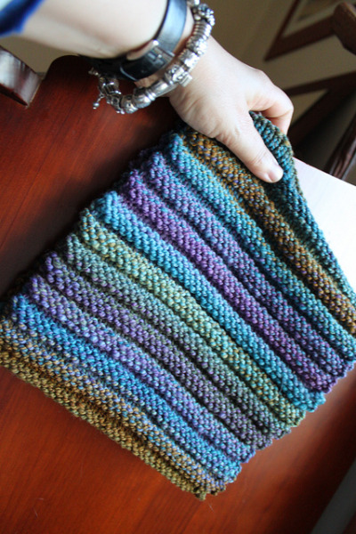 Color Waves on Flickr.Colo Waves Cowl Handspun by Dona Maria