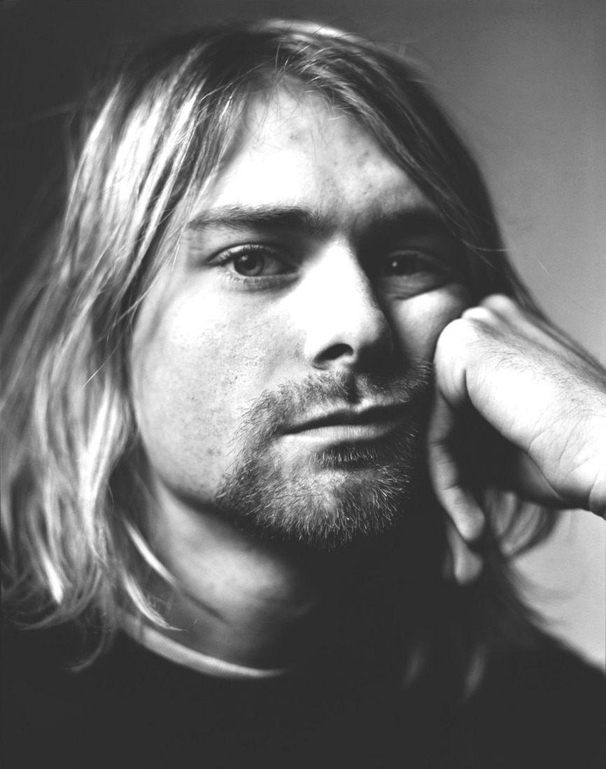 …it's better to burn out than to fade away. Kurt Cobain (February 20th, 1967 - April 5th, 1994)