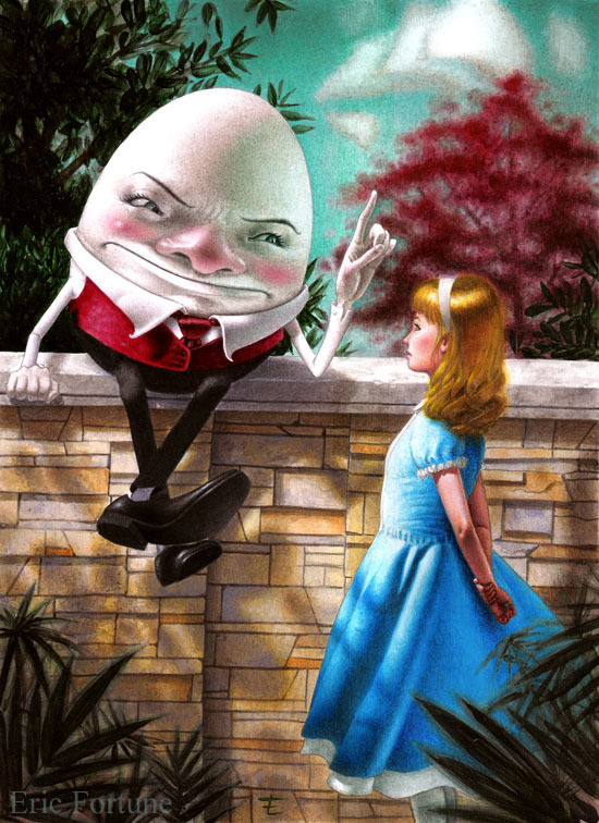 Humpty by Eric Fortune