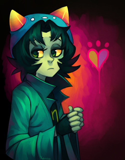 xamag-homestuck:  I miss my kitty ;_;