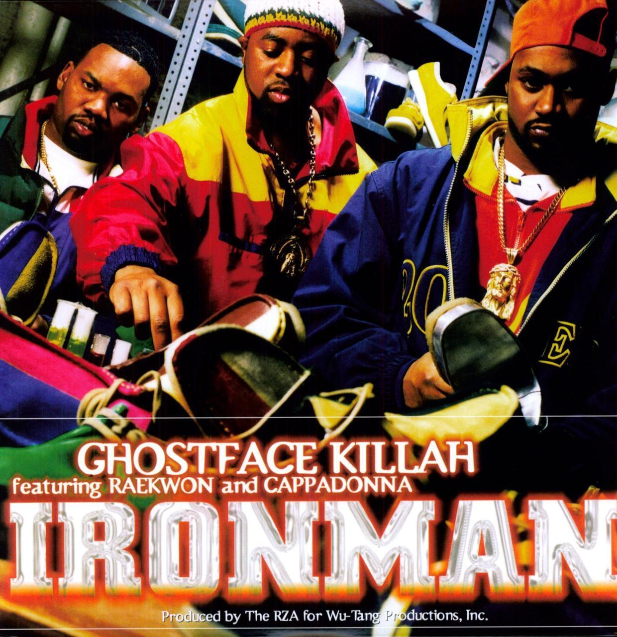BACK IN THE DAY | 10/29/96 | Ghostface Killah releases his debut album, Ironman
