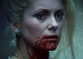 elvesandgnomes:  Catherine Deneuve in The Hunger