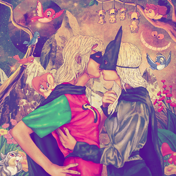 Our first kiss was like a fairy tale by fab ciraolo[great googly-moogly!]