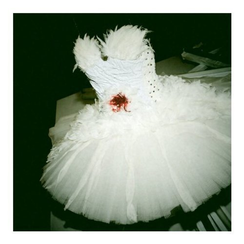 Blood stained Rodarte tutu (Black Swan/2010)