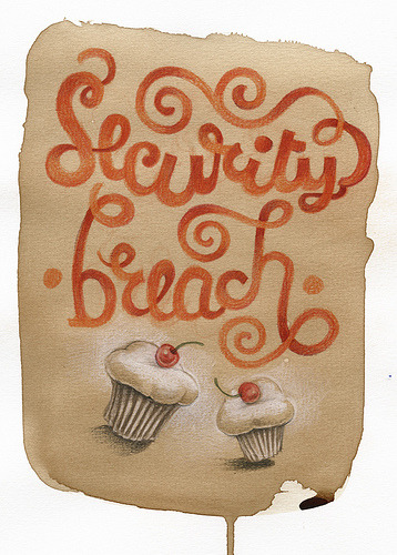 typeverything:  Typeverything.com - Security breach by Laura Serra.