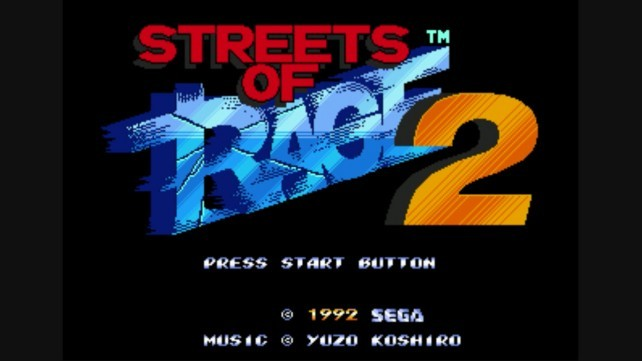 Streets of Rage 2 For Free ! You read that right my peoples! One of the greatest, if not greatest beat'em ups Streets of Rage 2 for iOS is FREE for today. So get on them iPhones or iPads (if you don't mind scaling) and download the hell out of this. Rock some headphones too and listen to my favorite video game soundtrack.