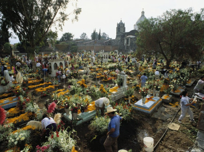 Dia de Los Muertos, November 1st and 2nd of every year, is a celebration of the dead. Weather you believe in the after life or not, it's important that we never forget those who have gone before us and the impact they have had on our lives. For me, this year I am celebrating the life of my grandmother, Josie Pacheco, who died January 10, 2010. Will will you be remembering this year?