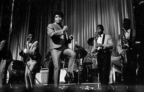 5to1:  James Brown & The Famous Flames