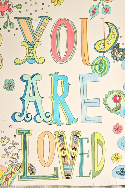 ALL of you. Remember that. ♥ via: Pam Garrison