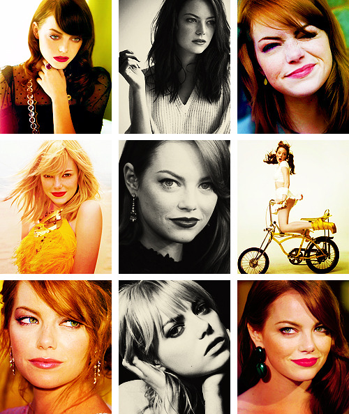 mutantman:  TOP FAVORITE PICTURES | Emma Stone