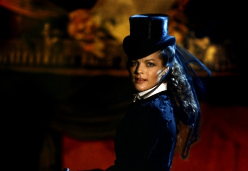 "Romy Schneider interpreted Empress Elisabeth of Austria ""Sissi"" also in Luchino Visconti's Ludwig"