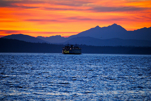 Elliot Bay, Washington
