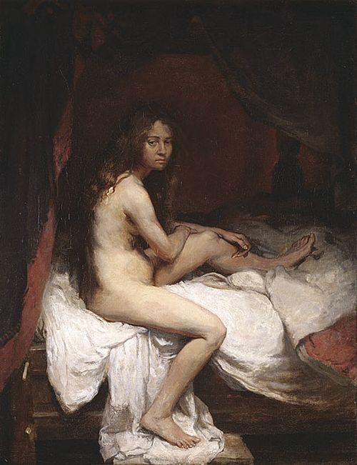 William Orpen - The English nude