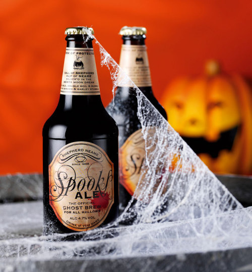 Spooks Ale for Halloween. Can I get this in Canada?