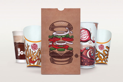 BK's new packaging? Looks good!