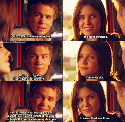 One Tree Hill 1x08 The Search For Something More