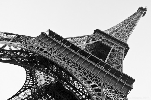 Eiffel tower 2 by Chris DiGiamo on Flickr.