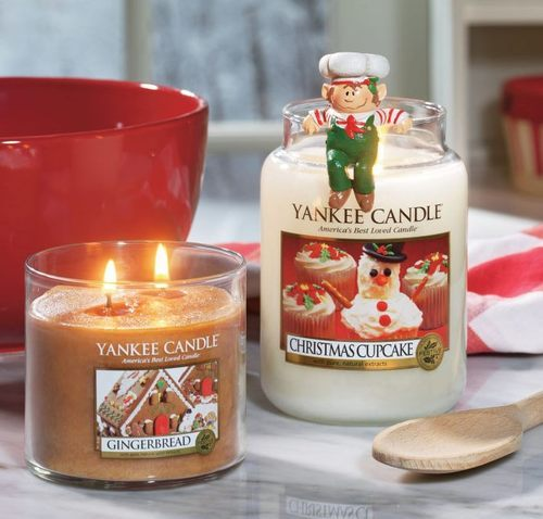 dreamingofawhitechristmas:  I LOVE THESE CANDLES