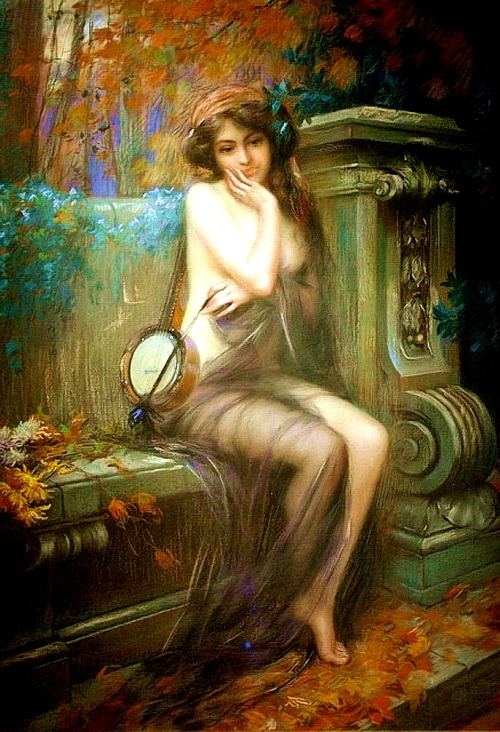 Famous Paintings of Women Famous Beautiful Paintings of