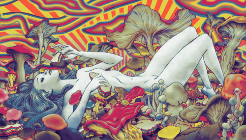 noprintsleftbehind:  James Jean