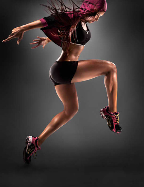 runforfitness:  Always keep your body in motion
