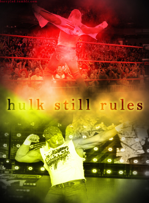 My Mark Out Moments of 2011: Hulk Hogan steals the show… in 2011 - TNA Bound for Glory.