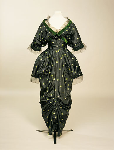 Dress by Jacques Doucet, 1913-14 France