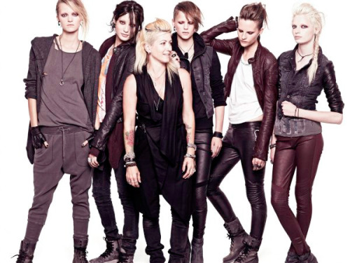 H&M To Offer Girl With the Dragon Tattoo Clothing Line | Lara's Book Club