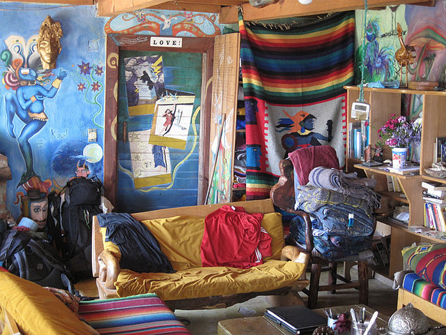 ashl-y:  Hippy House by ben_in_mexico on Flickr. Hippy House