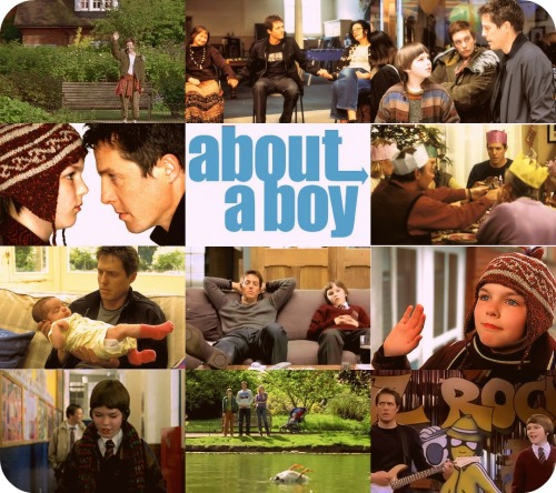 7. About A Boy (2002) Suddenly I realized, two people isn't enough. You need backup. If you're only two, and someone drops off the edge, then you're on your own. Two isn't a large enough number. You need three at least.