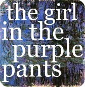 The Girl in the Purple Pants