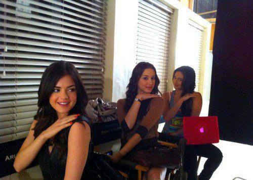 Pretty Girls of PLL ♥