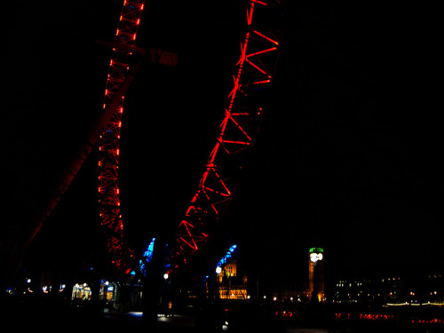 London Eye in Love on Flickr.