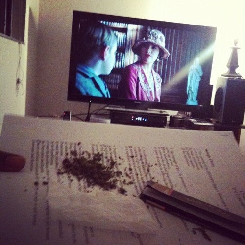 Boardwalk Empire And Some Potent Shit (Taken with instagram)